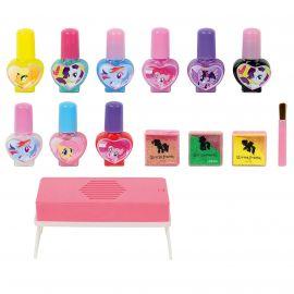 Набор косметики для ногтей My Little Pony с аппаратом для сушки, фото 1