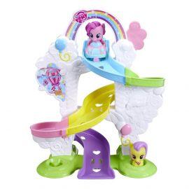Игровой набор My Little Pony Playskool - Пинки Пай на горке, фото 1