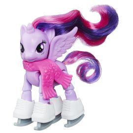 Пони с артикуляцией My Little Pony Explore Equestria Твайлайт Спаркл на коньках, фото 1