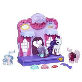 Игровой набор My Little Pony Бутик Рарити в Кантерлоте, фото 1