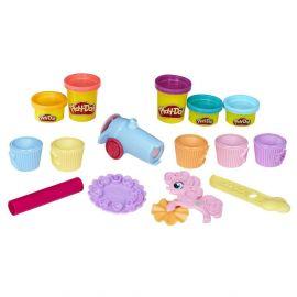 Игровой набор Плей-До Вечеринка Пинки Пай, фото 1