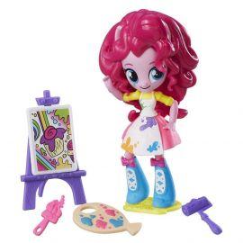 Игровой набор Эквестрия Герлз Мини с куклой Пинки Пай Арт-класс, фото 1