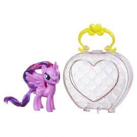 Фигурка My Little Pony Пони Сумеречная Искорка в сумочке, фото 1