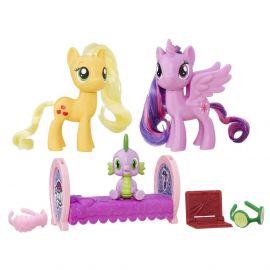 Игровой набор Эпплджек и Твайлайт Спаркл Пони-модницы Парочки, фото 1