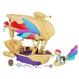 Пиратский корабль пони Радуги Дэш Стражи Гармонии, фото 1