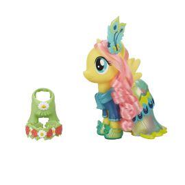 Игровой набор Сияние Пони-модница Флаттершай, фото 1