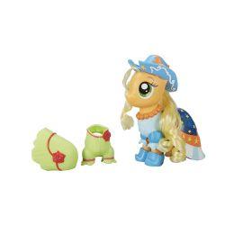 Игровой набор Сияние Пони-модница Эпплджек, фото 1