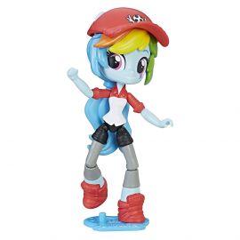 Мини-кукла Радуга Дэш Эквестрия Герлз Торговый центр, фото 1