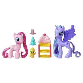 Игровой набор Пинки Пай и принцесса Луна Пони-парочки MLP The Movie, фото 1