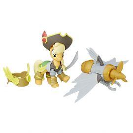 Игровой набор Пират Эпплджек Май Литл Пони Стражи Гармонии, фото 1