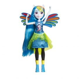 Интерактивная кукла Эквестрия Геллз «Рейнбоу Дэш» - Friendship Power, фото 1