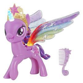 Фигурка пони Искорка с радужными крыльями, фото 1