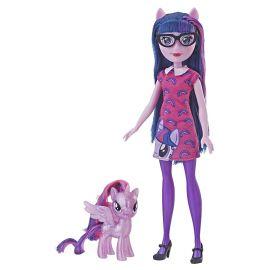 Кукла Твайлайт Спаркл с фигуркой пони серии Зазеркалье, фото 1